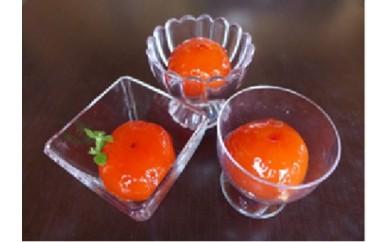 010023 旬感凍結甲子柿