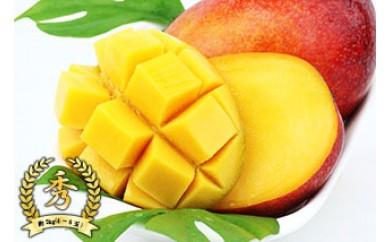 【プレミアム掲載】神谷ファームのマンゴー(秀)約2kg(4~6玉)