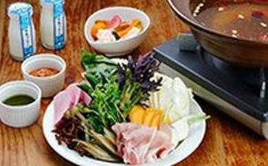 [№5631-0037]健康美食なんどき鍋&グルメセット