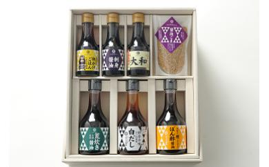 (482)【熊本県災害支援品】1818年創業 熊本「浜田醤油」食卓の人気調味料セット