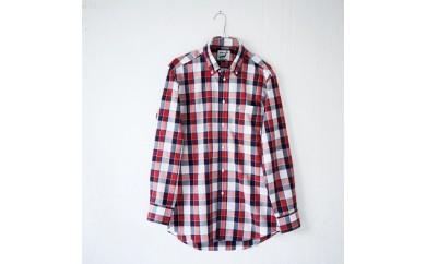 17-8 播州織長袖シャツ(メンズ・1着)