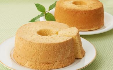 [№5793-0085]月とらいおん 豆乳シフォンケーキ(3個入り)