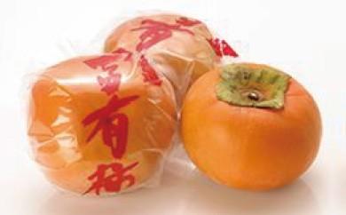 B296 矢野ファーム 冷蔵富有柿(3Lサイズ) 3kg箱