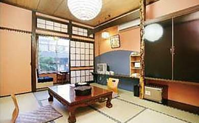B912 筑後川温泉清乃屋 1泊2食宿泊券1名(平日)