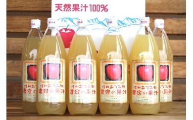 [№5737-0045]りんごジュース(ふじ)