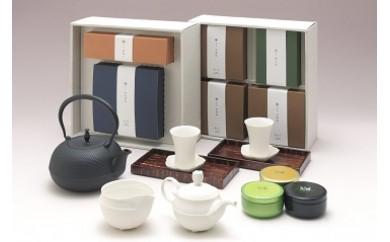 166 茶文化プロジェクト 4市の一品を集結 木村ふみセレクト