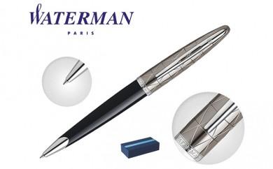 [№5809-0860]ウォーターマン ボールペン カレン デラックス コンテンポラリー ブラックST
