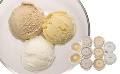 【N011】ホテルレストラン公園通り アイスクリーム詰め合わせA【10,000pt】