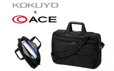 [№5809-0869]エース × コクヨ ビジネスバッグ PRONARD K-style 手提げタイプ 通勤用 Lサイズ 黒 鞄