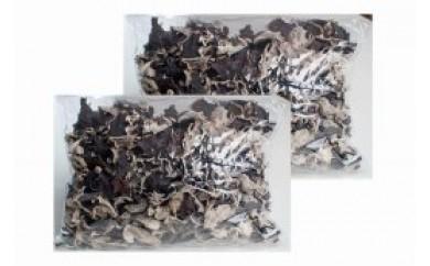 【M019】【お徳用】乾燥キクラゲホール 1kg【70pt】