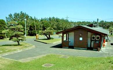 日川浜オートキャンプ場【オートキャンプサイト】ご利用券