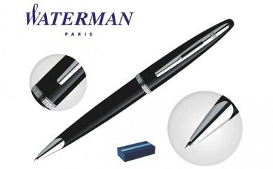 [№5809-0854]ウォーターマン ボールペン カレン ブラック・シーST