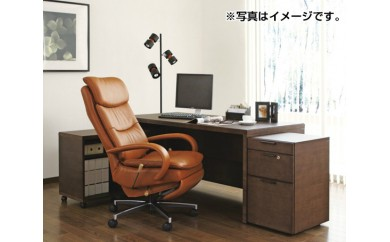 No.085 [カリモク家具]デスクチェア D
