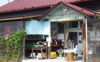 [№5664-0045]プチ道の駅「とみかみ」の季節の旬野菜とお米セット
