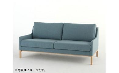 No.055 [カリモク家具]布張りソファ