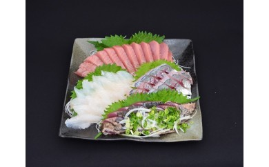 朝どれ地魚3~4種類でお刺身セット!生すり身付き