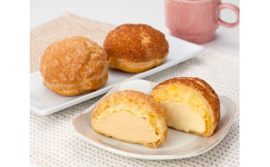 No.061 小岩井農場伝統のチーズケーキ&シュークリームセット