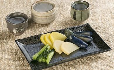 010-004 伝統のたくあん漬け&旬のお漬け物セット