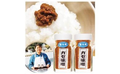 A010-01ガゼ味噌(2本)  3,000pt