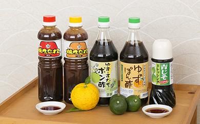 010-008 調味料(焼肉のたれ・ぽん酢・ドレッシング)セット