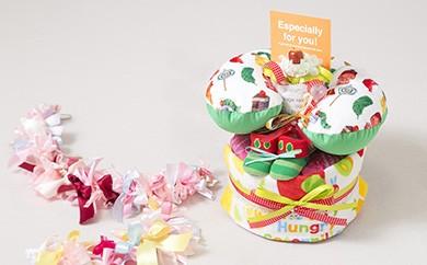 015-010 おむつケーキ マルチピローセット