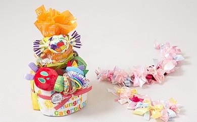 015-012 おむつケーキ 玩具セット