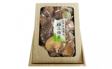 [№5809-0955]品評会出展品 極み椎茸 350g 農家さんが丹精込めて作った特別品