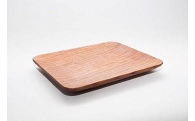 【AE01】能登里山の木から生まれたパン皿A【50pt】