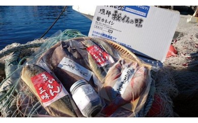 AH02 奥能登漁師秘伝の味(いしり仕立てセット)【50pt】