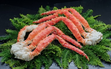 [Ka405-D017]【蟹の王様!】ボイルタラバガニ脚800g×2【合計1.6kg!】