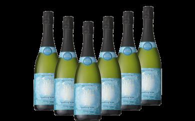 五ヶ瀬スパークリングワイン 涼香(白・辛口・発泡タイプ)6本セット(GW-49)