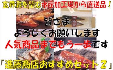 B011 進藤商店おすすめセット2