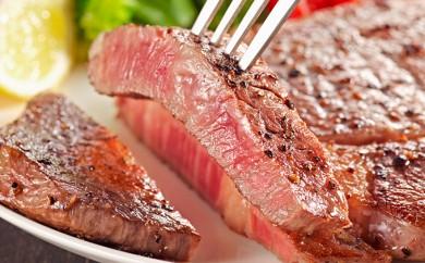 [№5694-0118]近江牛霜降り肉 ステーキ用 1.2kg年4回お届け