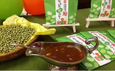 B-07. おかみちゃん豆カレー