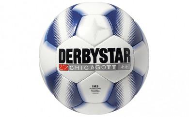 [№5809-0981]蹴るだけで上達するダービースター社のサッカーボール ダービースター Chicago TT(サッカーボール 5号球)