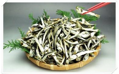 [№5803-0074]香川県産 伊吹の煮干しいりこ [500g×3袋]