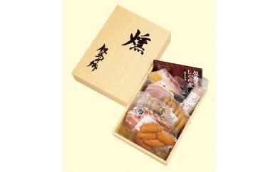 501-01岩津ねぎウィンナー、ソーセージセットB  4,000pt