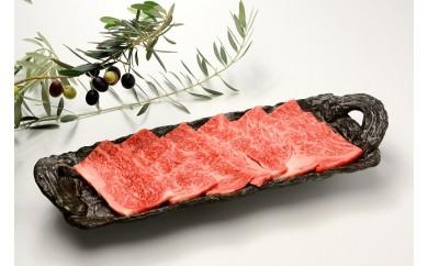 [№5803-0049]香川県産オリーブ牛(金ラベル)ロース焼肉用 500g