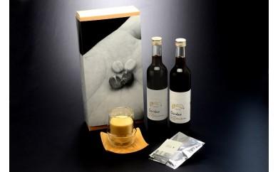 [№5803-0102]トートコーヒー 希少糖プレミアムカフェオレベースセット