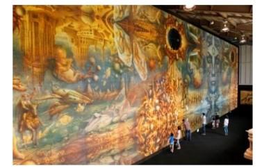 [A-23] 【新冠町】太陽の森 ディマシオ美術館