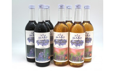【W-8】ふらのぶどう果汁セット