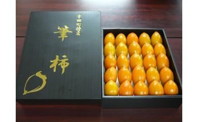 5.幸田町特産「筆柿」 3kg化粧箱