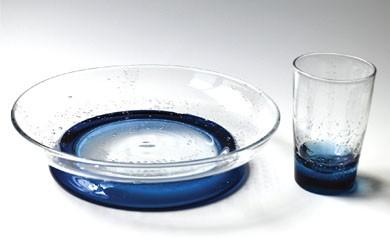 川-2 森の国ガラス工房 オリジナルガラス製品