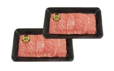Dー02 牛焼肉セット(3~4人前)