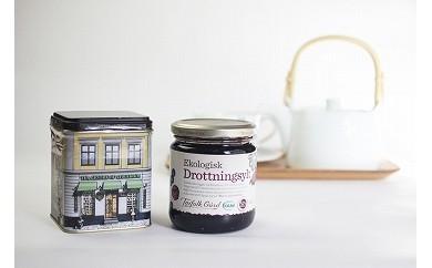 北欧紅茶セーデルブレンド&クイーンジャムセット