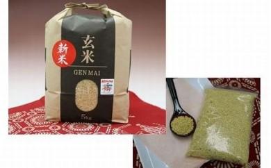 A-97 産直チャグチャグ滝沢産ひとめぼれ(玄米)・雑穀セット2