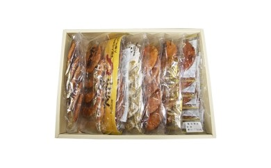 椎名米菓「味めぐり」(煎餅6種・37枚)