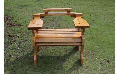 【ナチュラル】沖縄県やんばる東村で作られた『丈夫な椅子』