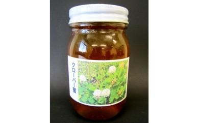 No.011 茨城県産蜂蜜クローバー