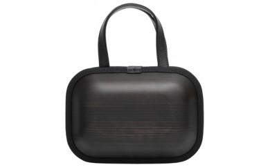 243 monacca-bag(kaku-shou ブラック)